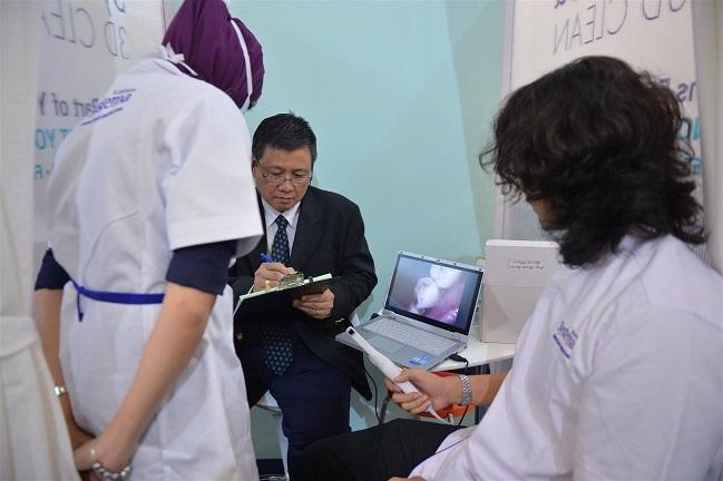 6 Camera oral check