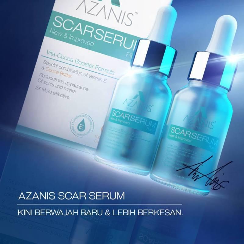 Azanis Scar Serum Murah