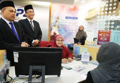 PPZ-MAIWP, Ramadan Dinanti, Zakat Dihati