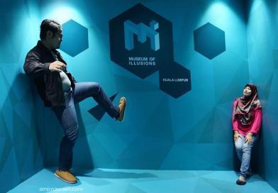 Ilusi Yang Mempesonakan di Museum Of Illusions Kuala Lumpur