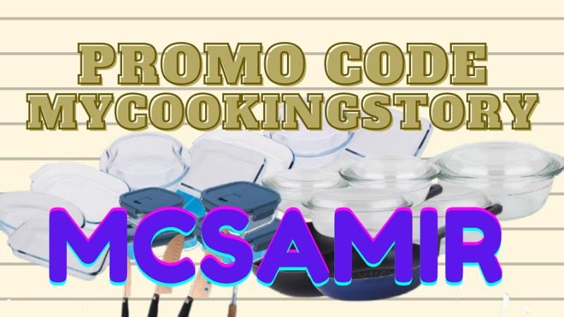 Promo Code MyCookingStory