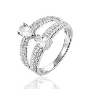 טבעת זרקונים
