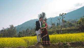 Kasto Maya Timi Sanga Basyo - Jeewan Weds Ismita web