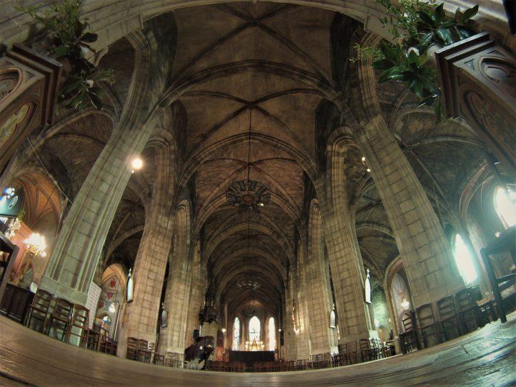 Eglise Saint Jean-Baptiste de Libourne