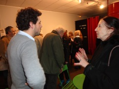 L'Ambiance Sonore d'Alger exposée au Centre d'Information et de l'Urbanisme à Rennes.