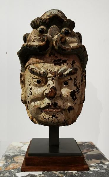 Statue du dieu Ruijin (Japon)