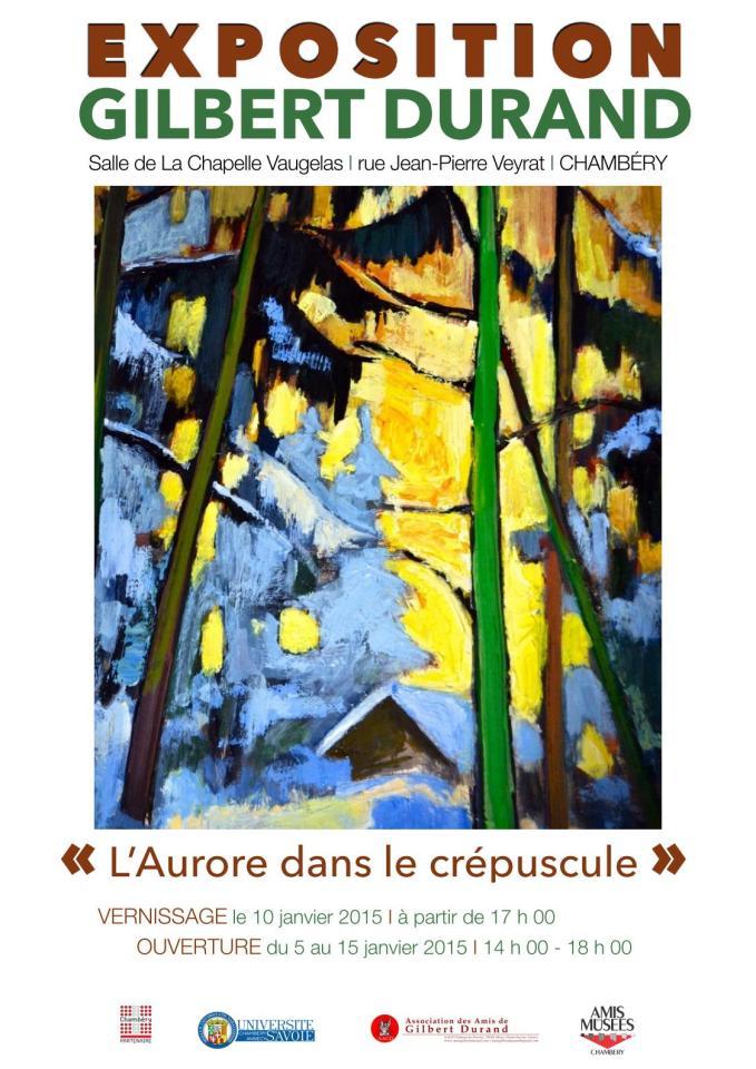 Exposition Gilbert Durand