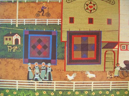 amish quilts charles wysocki