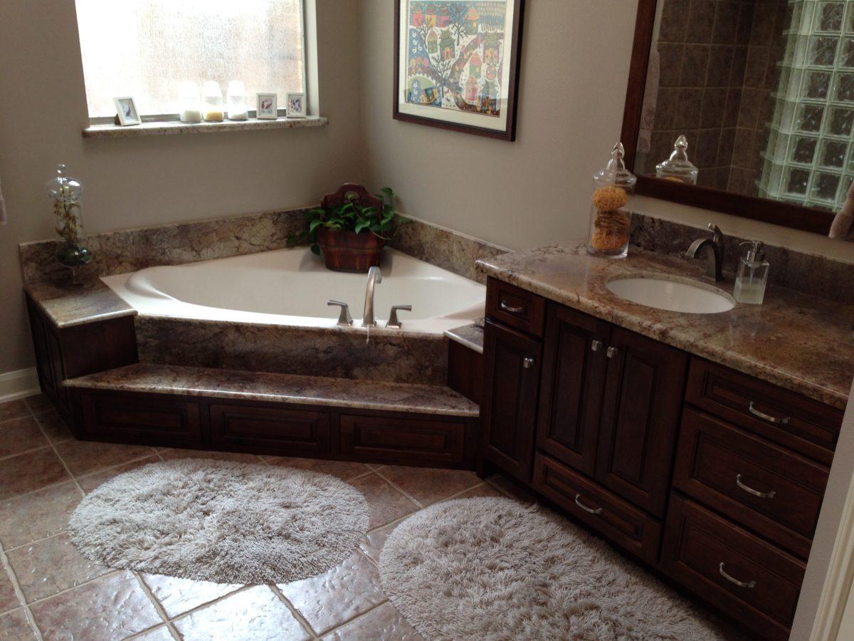 Bathroom Cabinets Amish Cabinets of Texas Austin & Houston