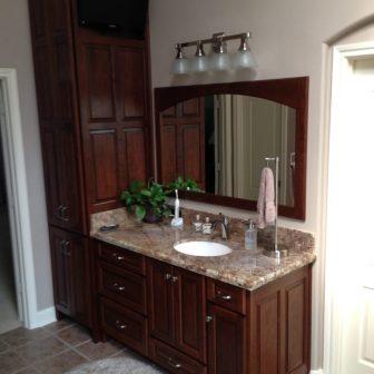 Bathroom Cabinets Amish Cabinets Of Texas Austin Houston
