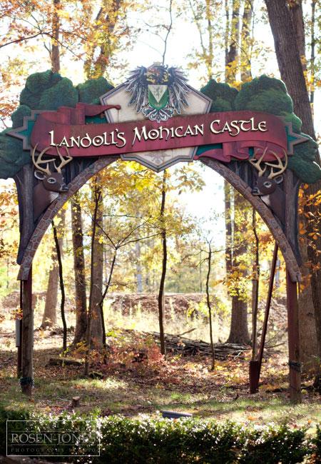 Mohican Landolls Castle