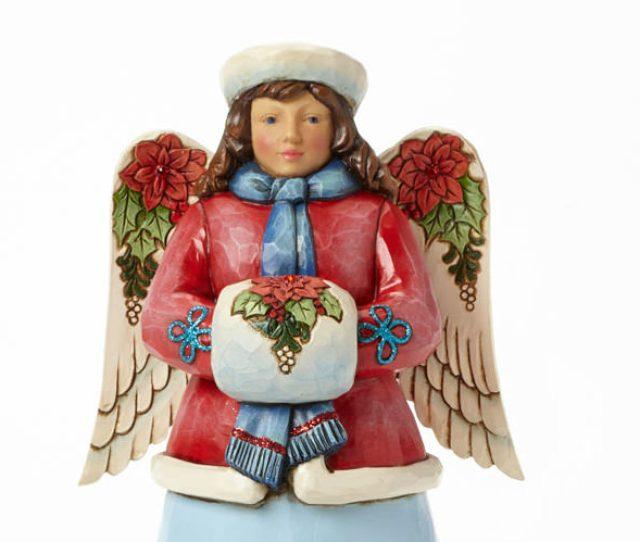 Jim Shore Christmas Angel
