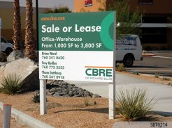 Property lease Signs