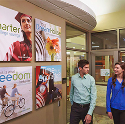 wall graphics in Frederick MD