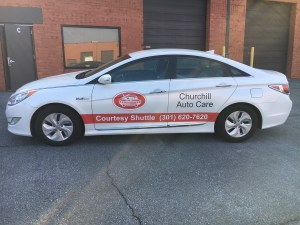 AMI Signs Vehicle Graphics