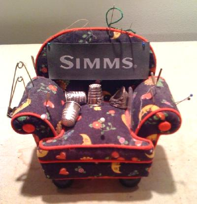 Simms label