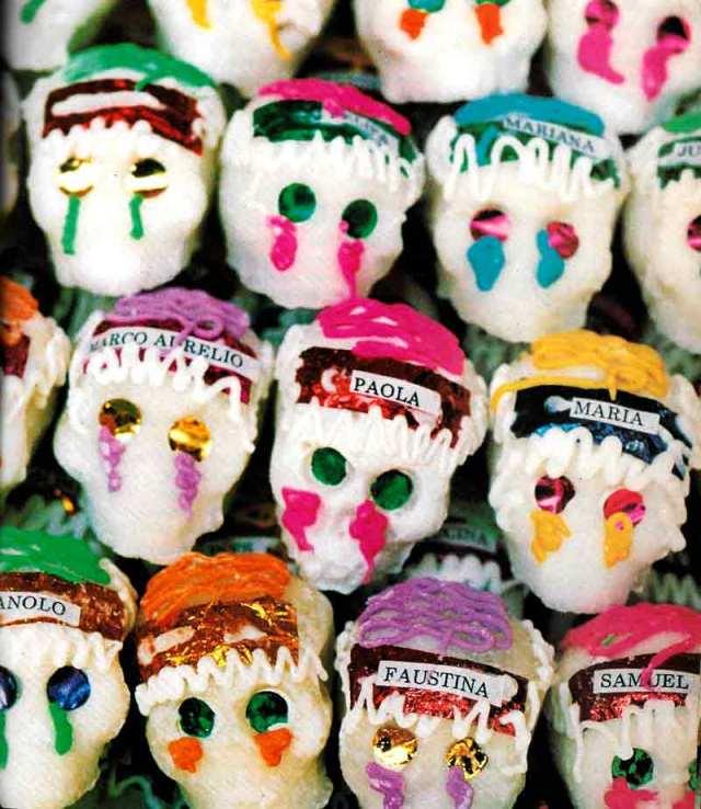 Death Rituals of Mexico