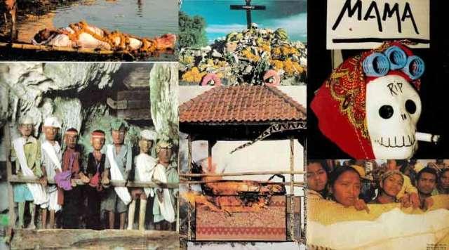 Death Rituals Around the World