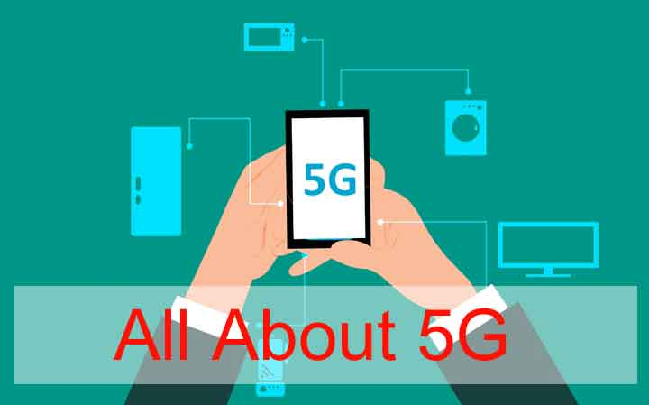 All about 5G Phones and Technology