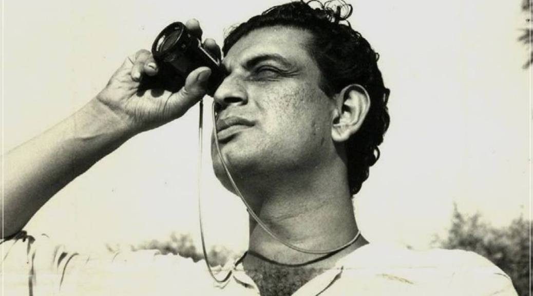 Interview with Satyajit Ray