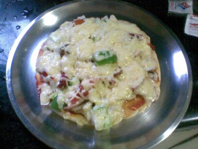 pizza by amit gupta