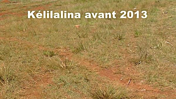 Kélilalina en 2013