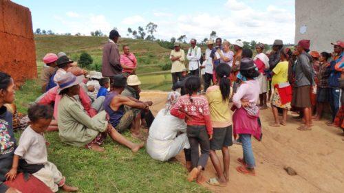 Groupement d'Ambalavao en réunion