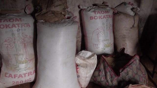 Grenier à riz groupement Ambatobe