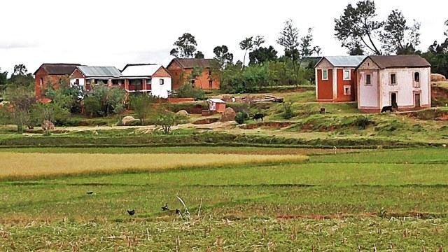 Village du district