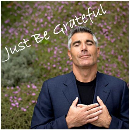 """Follow the 5-Step Path to """"Just Be Grateful"""""""