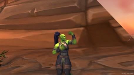 Orc Female Flex