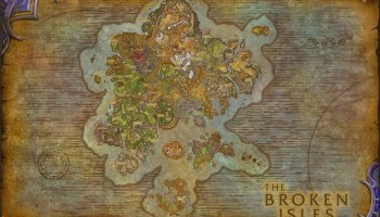 High Quality Printable Map of Azeroth – The Stormwind Gallery