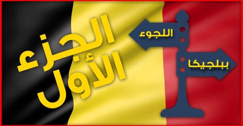 طلب اللجوء في بلجيكا .. شرح مفصل لطريقة تقديم الطلب وكل الإجراءت المرافقة له (الجزء الأول)