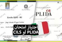 Photo of إذا كنت تفكر في الدراسة في ايطاليا فيجب عليك اجتياز امتحان CILS أوPLIDA