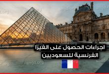 Photo of فيزا فرنسا من السعودية 2019 .. تعرف على كيفية استخراج فيزا شنغن من السعودية للسفر الى فرنسا
