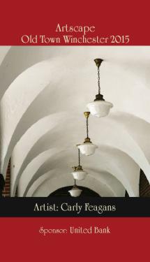 Winchester Artscape 2015: Carly Feagans
