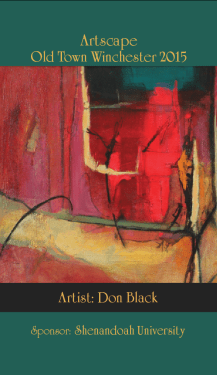 Winchester Artscape 2015: Don Black