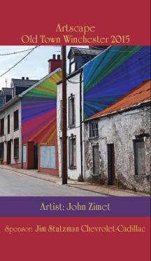 Winchester Artscape 2015: John Zimet