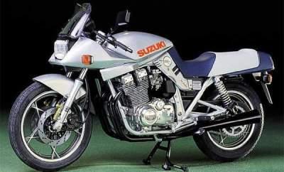 Suzuki GSX 1100S Katana