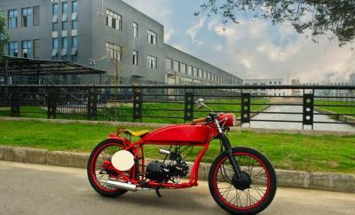 Motorfietsen van toen: Vroeger was alles beter