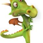 Fiction Friday: A Draggin' Dragon
