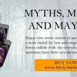 Blog Tour: Myths, Moons, & Mayhem anthology