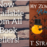 Blog Tour & Review: My Zombie Wedding by T. Strange