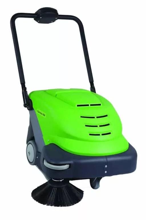 TK464e Smart Vac Sweeper – Gallery