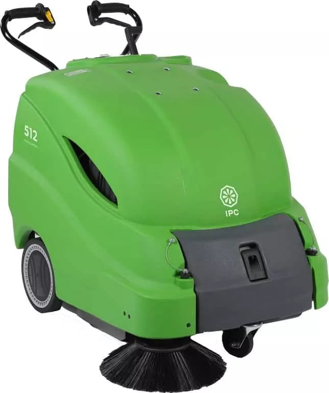 TK512 28 inch Vacuum Sweeper – Gallery