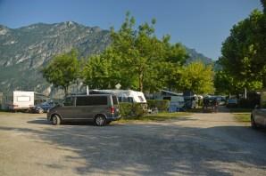 Der Campingplatz Darna