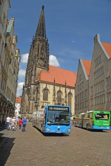 Busverkehr Prinzipialmarkt