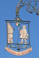 Schild in Colmar 4