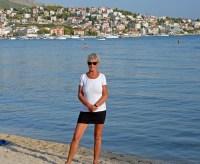 Auf dem Strandspaziergang