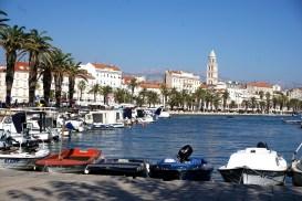 Riva mit Yachthafen